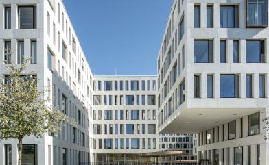 IAK - Immeuble Administratif Kirchberg