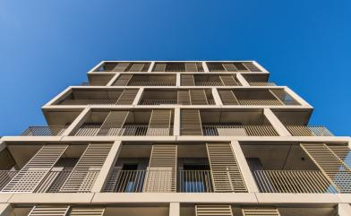 ILOT A2 – Immeuble résidentiel - Cloche d'Or