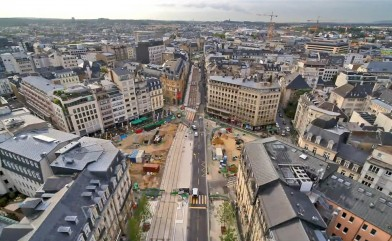 24/24 for Luxembourg's tramway