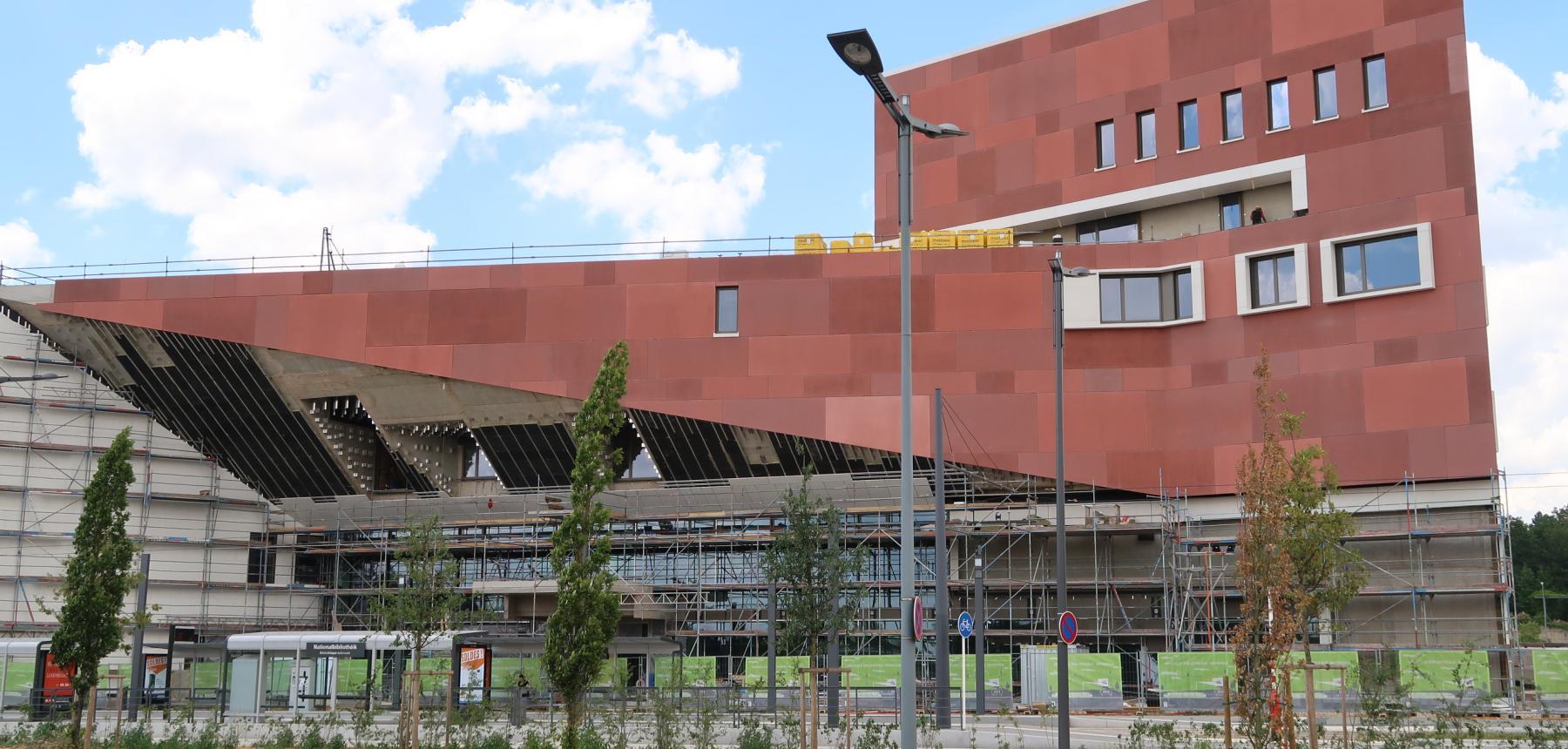 Bibliothèque nationale de Luxembourg
